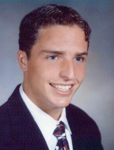 Josh Chapnick graduation hi res
